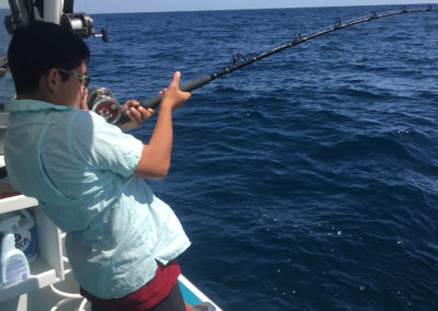 Florida charter fishing videos