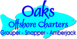 Oaks Charter Fishing